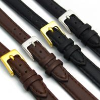 Soft Leather Extra Long Watch Strap  8mm 10mm 12mm 14mm D002